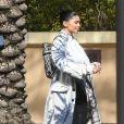 Kylie Jenner - Exclusif - Les Kardashian passent la journée à Disney Magic Kingdom à Orlando en Floride, le 23 janvier 2020