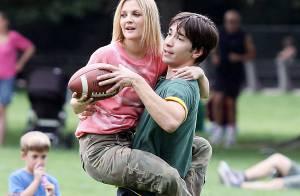 Drew Barrymore et Justin Long : baisers fougueux et délire total... Ce couple est trop craquant !