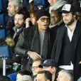 JoeyStarr assiste au match de Ligue 1 Conforama PSG 5-0 Montpellier au Parc des Princes à Paris le 1 février 2020 © Giancarlo Gorassini / Bestimage