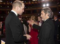Joaquin Phoenix : Sa drôle de révérence face au prince William aux BAFTA