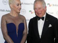 Katy Perry : Sublime en soirée avec le prince Charles