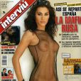 Natacha Jaitt en couverture de