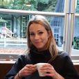 Marion Rousse lors d'une escapade en Belgique en janvier 2020, photo Instagram