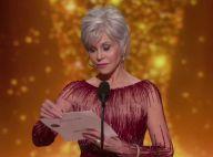 Jane Fonda, éblouissante aux Oscars, recycle une robe de 2014