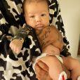 Amber Rose dévoile de nouvelles photos de son fils, Slash Alectric Alexander Edwards, le 5 décembre 2019 sur Instagram.