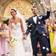 Le joueur de tennis Jérémy Chardy a épousé le mannequin britannique Susan Gossage. La cérémonie religieuse s'est déroulée à Biarritz, le 16 eptembre 2017.