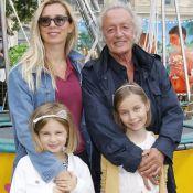 """Didier Barbelivien: Ses jumelles de 9 ans """"comme des soeurs"""" avec Giulia Sarkozy"""