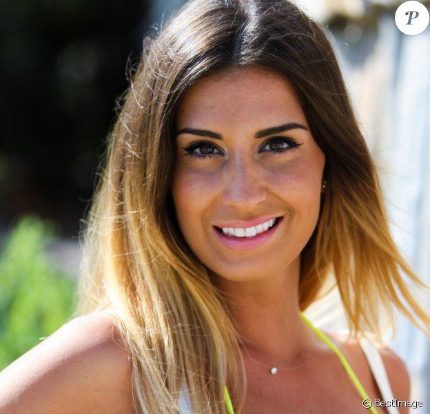 """Exclusif - Martika, 23 ans ( """"L'Ile des Vérités 1"""" et """"Le Bachelor 2""""), candidate de l'émission """"La Villa des coeurs brisés"""" à Tulum au Mexique le 9 février 2015."""