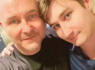 Cauet : L'incroyable ressemblance avec son fils Valmont, qui fête ses 20 ans
