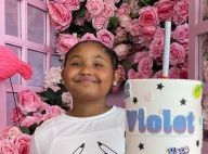 Christina Milian : Somptueux anniversaire de Violet, avec le petit Isaiah