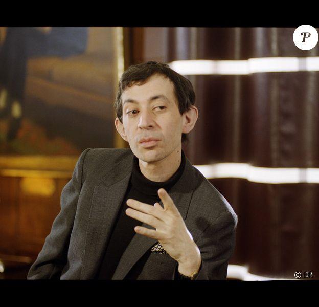 Eric Elmosnino dans le film Serge Gainsbourg : Vie héroïque