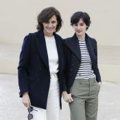 Inès de la Fressange, Sigourney Weaver... Mamans fières à la Fashion Week