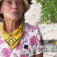 """Valérie dans """"Koh-Lanta, l'île des héros"""", le 28 février 2020 sur TF1."""