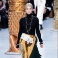 Défilé de mode Chloé, collection prêt-à-porter automne-hiver 2020/2021 au Grand Palais. Paris, le 27 février 2020. © Veeren-Clovix/Bestimage