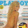 Natali Thanou en couverture de Playboy !