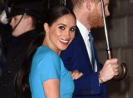 Meghan Markle de retour à Londres : sa robe (pas donnée) s'arrache !