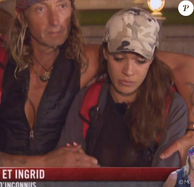 """Fabrice et Ingrid éliminés de """"Pékin Express 2020"""", le 10 mars, sur M6"""
