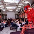"""Déjeuner d'affaires """"Edition Spéciale Femmes"""" de la 5ème édition du Chinese Business Club, à l'occasion de la journée internationale des droits des femmes au Pavillon Cambon Potel et Chabot. Paris, le 9 mars 2020. © Rachid Bellak/Bestimage"""