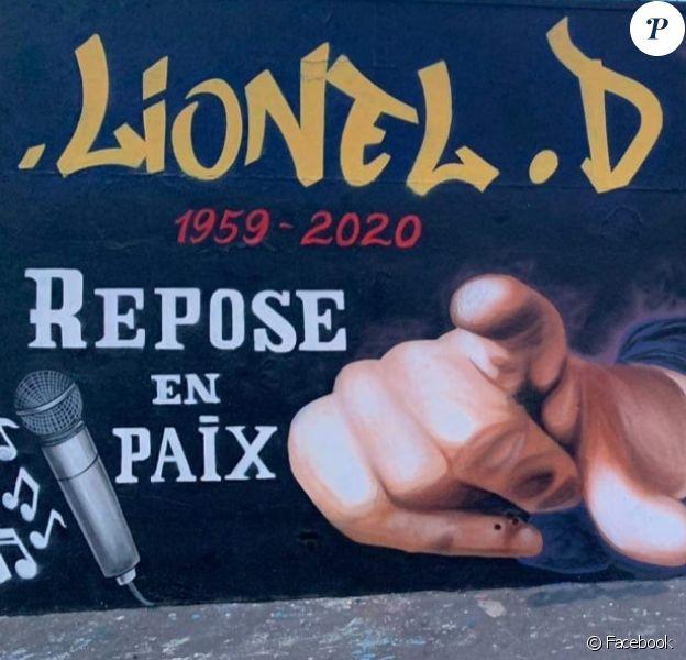 Hommage à Lionel D.