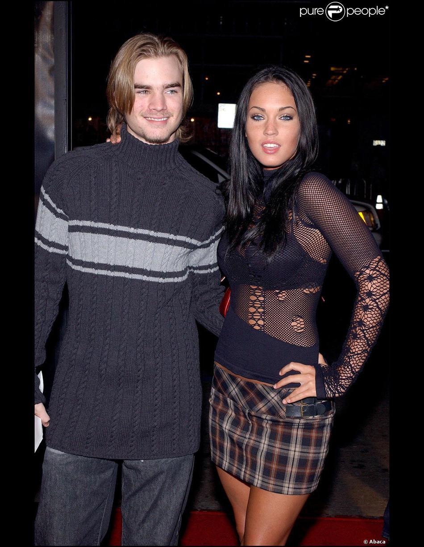 David gallagher et son ex petite amie l 39 actrice megan fox for Megan fox petite