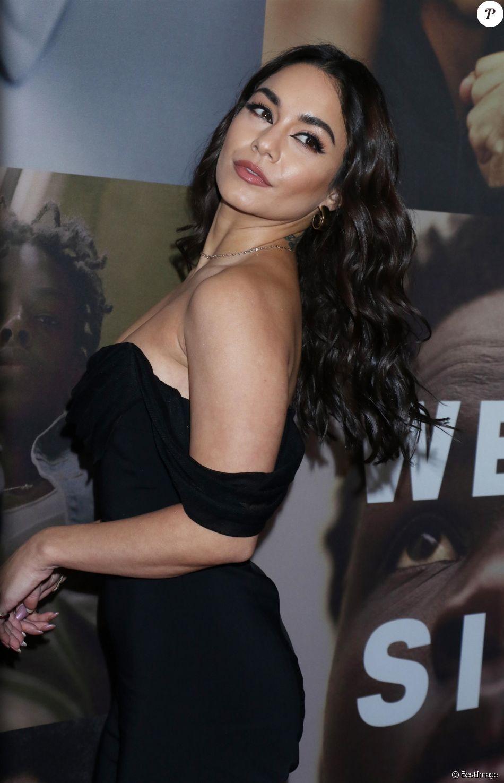 Vanessa Hudgens - Photocall de la première de West Side ...