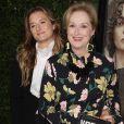 """Meryl Streep et sa fille Grace Gummer - Première du film """"Suffragette"""" à Los Angeles le 20 octobre 2015."""
