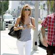 Audrina Patridge à Hollywood (18 août 2009)