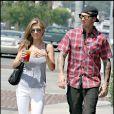 Audrina Patridge et Corey Bohan à Hollywood (18 août 2009)