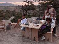 """Kim Kardashian : Un """"jardin d'urine"""" dans sa nouvelle maison au Wyoming"""