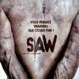 L'affiche de  Saw 5 ... terrifiante !