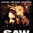 L'affiche de  Saw ... terrifiante !