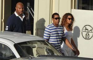 Beyoncé et Jay-Z : En vacances, le cauchemar continue : leur garde du corps interpellé... Mais il s'en sort bien ! (réactualisé)