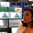 Anaïs Baydemir, miss météo de France 2, est enceinte. Septembre 2019.