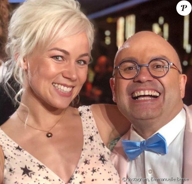 Emmanuelle Berne rend hommage à Yoann Riou pour son anniversaire. Le 1er avril 2020.