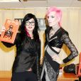 Kat Von D et Jeffree Star, le 26 octobre 2010.