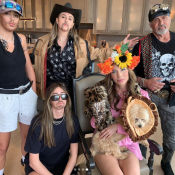 Sylvester Stallone : Fans de Tiger King, sa famille et lui se déguisent