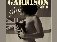 Quand les charmantes femmes des soldats britanniques... posent entièrement nues !