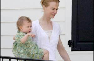 Nicole Kidman et Keith Urban : leur Sunday Rose est devenue une véritable petite fille... absolument craquante !