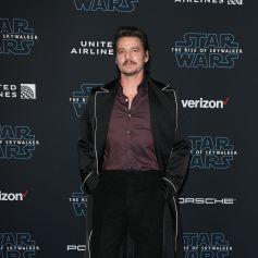 Pedro Pascal à la première de Star Wars: The Rise Of Skywalker à Los Angeles, le 16 décembre 2019 © Birdie Thompson/AdMedia via Zuma/Bestimage