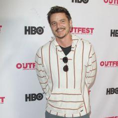 Pedro Pascal - Photocall du festival de film LGBT Outfest au théâtre Chinese 6 à Hollywood, le 20 juillet 2019.