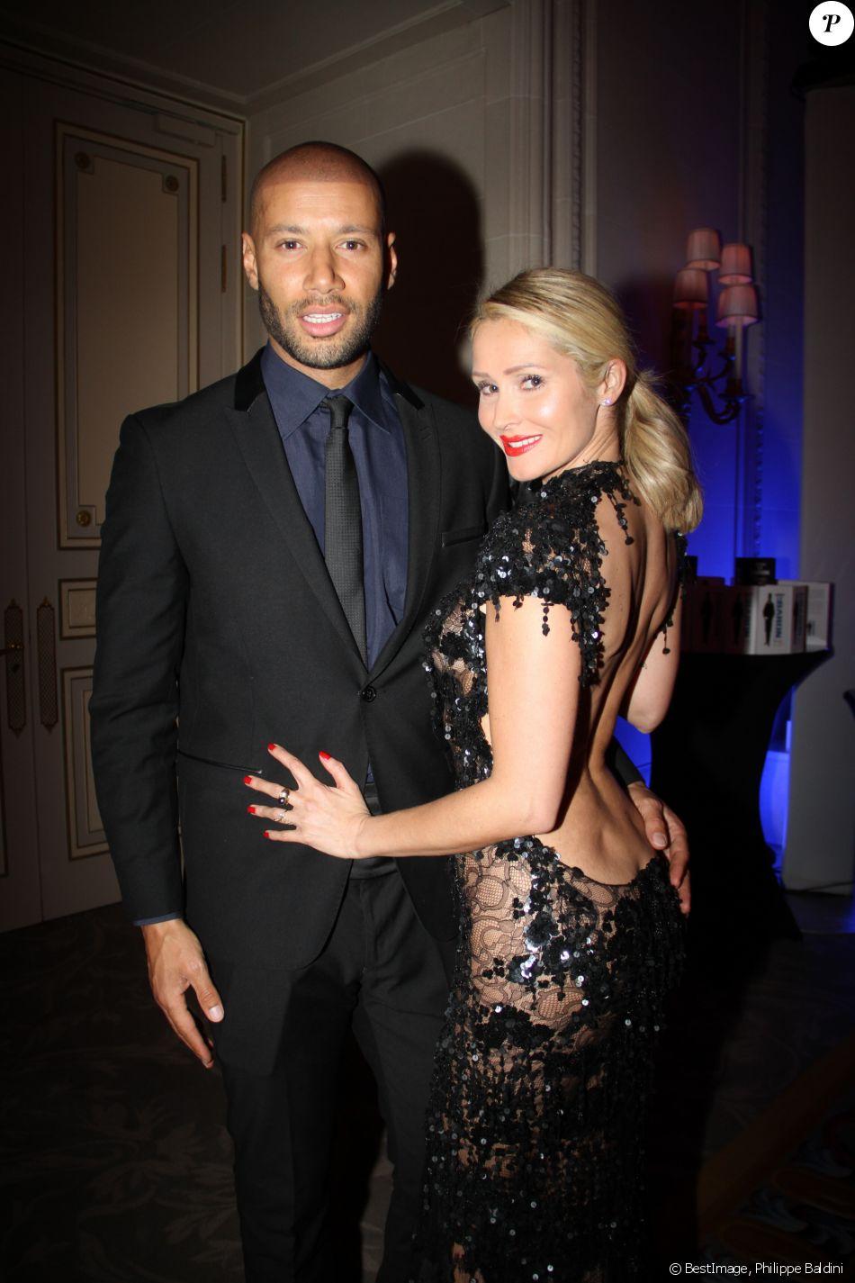 Tatiana laurens et son mari xavier delarue d ner de la - Hotel georges v paris prix chambre ...