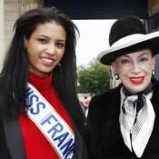 Chloé Mortaud en Miss Univers ce soir ? Geneviève de Fontenay y croit dur comme fer... à en manger son chapeau !