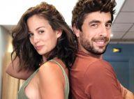 Agustín Galiana (Clem) : Une scène de sexe incendiaire coupée au montage...