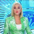 Katy Perry dans American Idol le 9 mars 2020