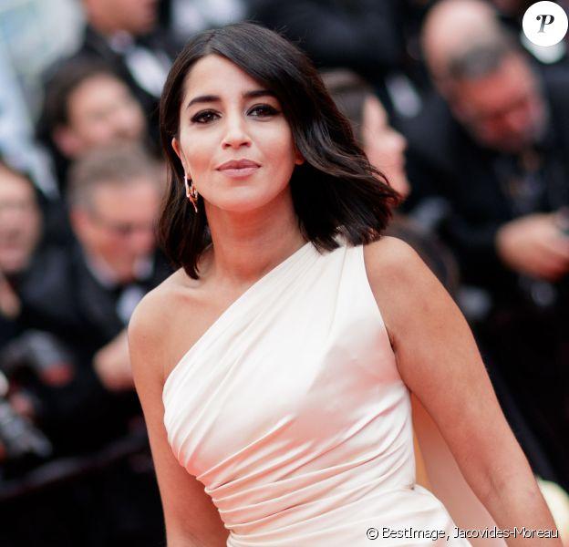 """Leïla Bekhti - Montée des marches du film """"A Hidden Life"""" lors du 72ème Festival International du Film de Cannes. Le 19 mai 2019 © Jacovides-Moreau / Bestimage"""
