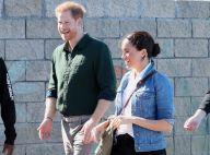 """Meghan Markle et Harry : sortie secrète """"en jeans et masques"""" pour Pâques"""