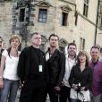 Jude Law et toute l'équipe de la pièce Hamlet ont pris la pose au Danemark