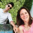 Clo (Koh-Lanta) et sa compagne Manon. Confinées ensemble, elles vivent des journées pleine d'amour. Photo postée sur Instagram en 2020.