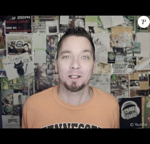 Capture. Le youtubeur Steve Cash s'est donné la mort jeudi 16 avril 2020. Il avait 40 ans.