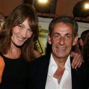"Nicolas Sarkozy avec Carla et Giulia : confinement ""strict"", mais où ?"